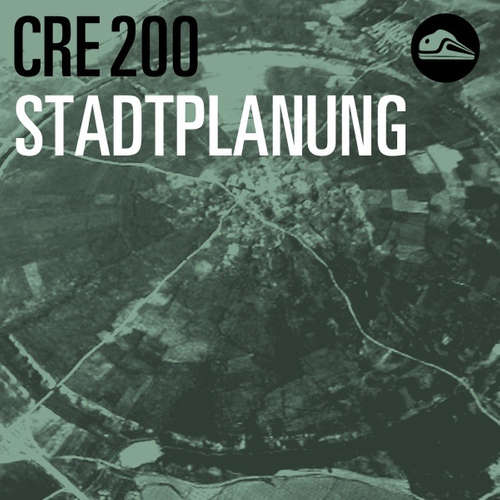 CRE200 Stadtplanung