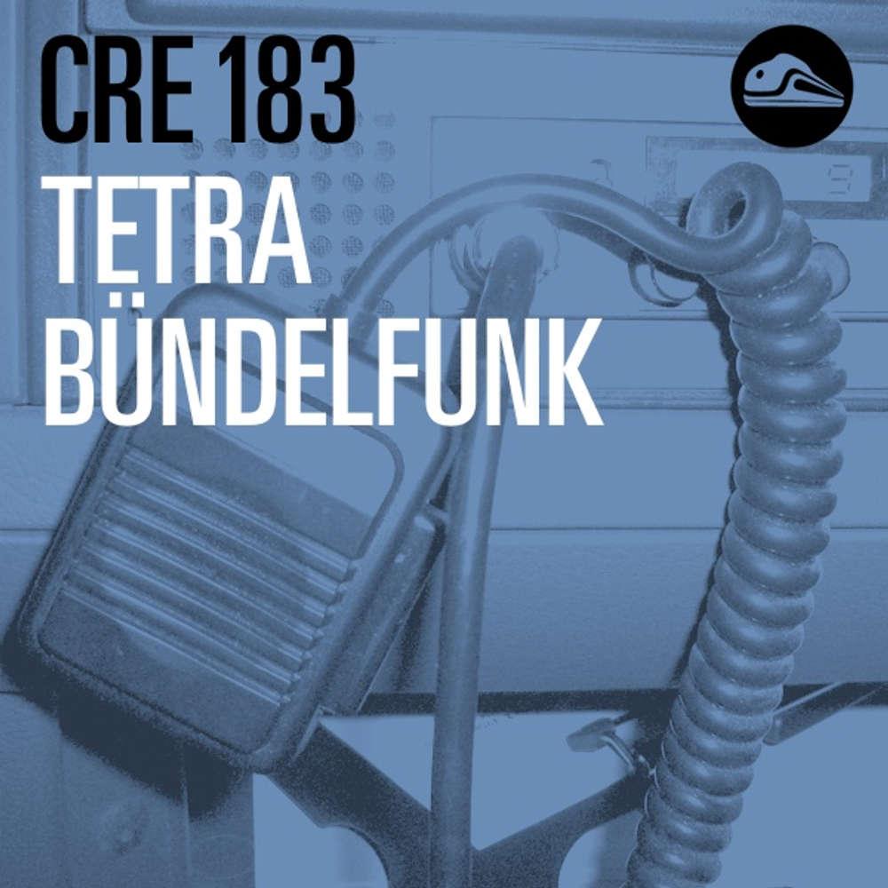 CRE183 TETRA Bündelfunk