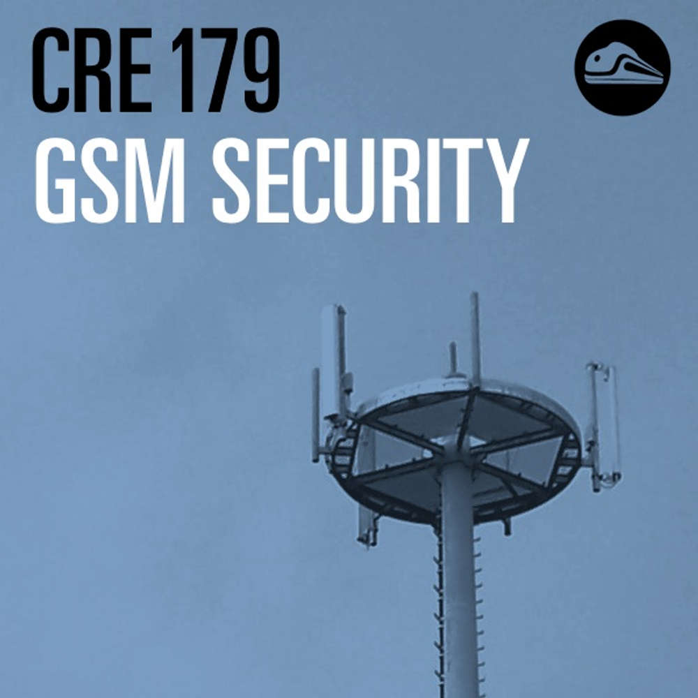 CRE179 GSM Security