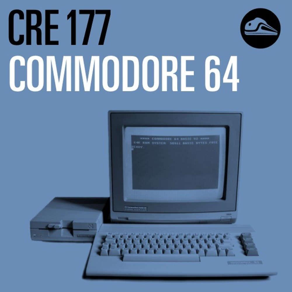 CRE177 Commodore 64