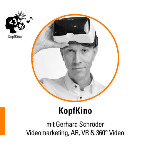 KopfKino: Video-Marketing, XR, AR, VR, 360Video