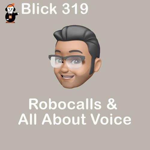 Blick 319 auf Google Duplex, Robocalls und AAV19