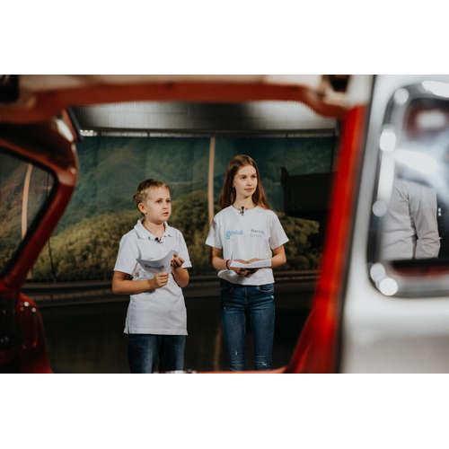 Kinderreporter: Mit Dieter Zetsche im Mercedes-Benz Museum