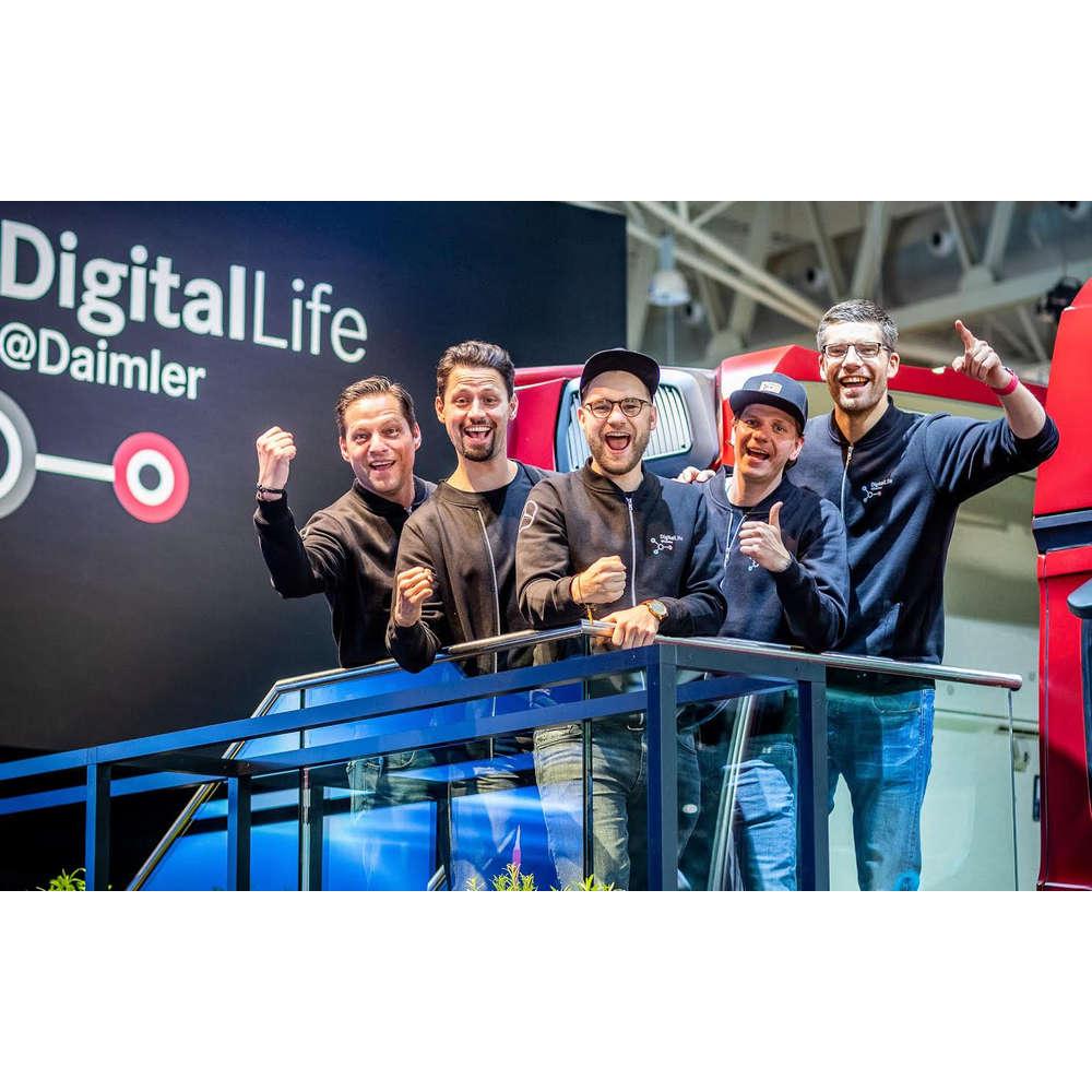 DigitalLife@Daimler: #transform - das strategische Herz des Konzerns