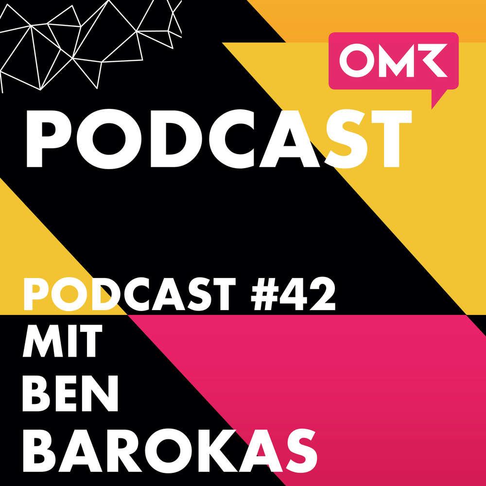 OMR #42 mit Sourcepoint-Gründer Ben Barokas