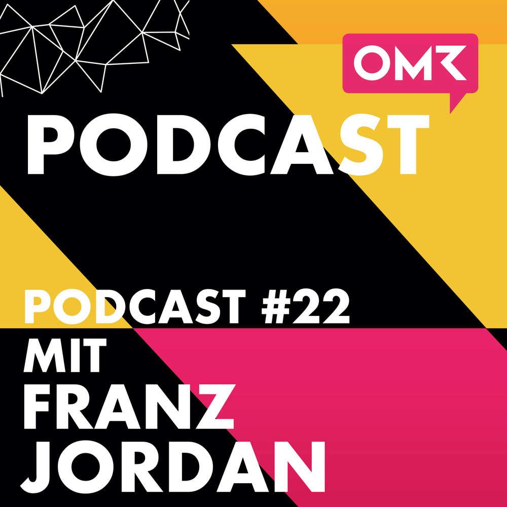 OMR #22: Franz Jordan über Marketplace Analytics und Amazon SEO
