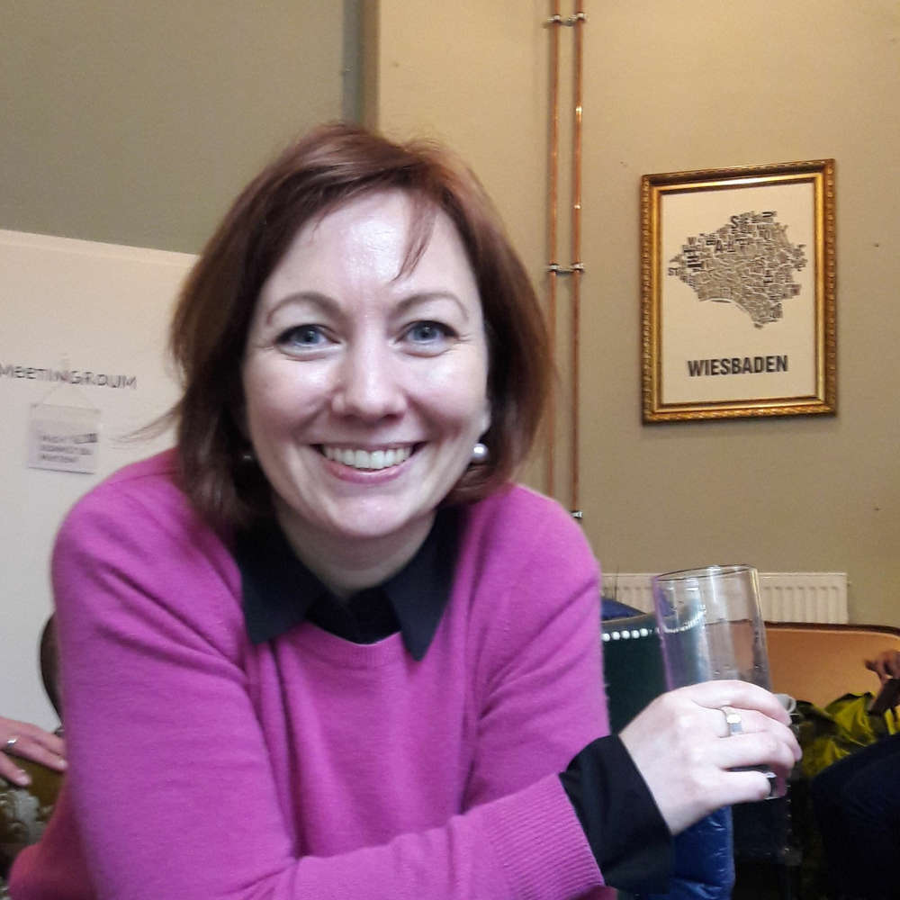 Trend Scout für HR-Themen - Auf einen Kaffee mit Juliane Wagner