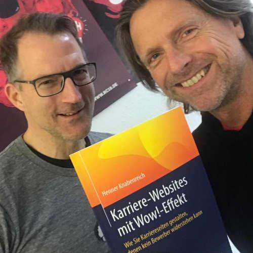 Gero & Henner übers Bloggen, über Karriereseiten und fehlgeleitetes Recruiting