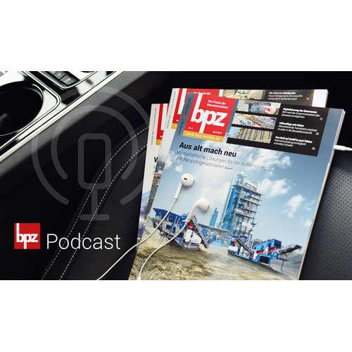 bpzPodcast für die Praxis der Bauunternehmer