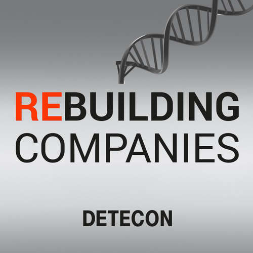 Detecon Rebuilding Companies Podcasts