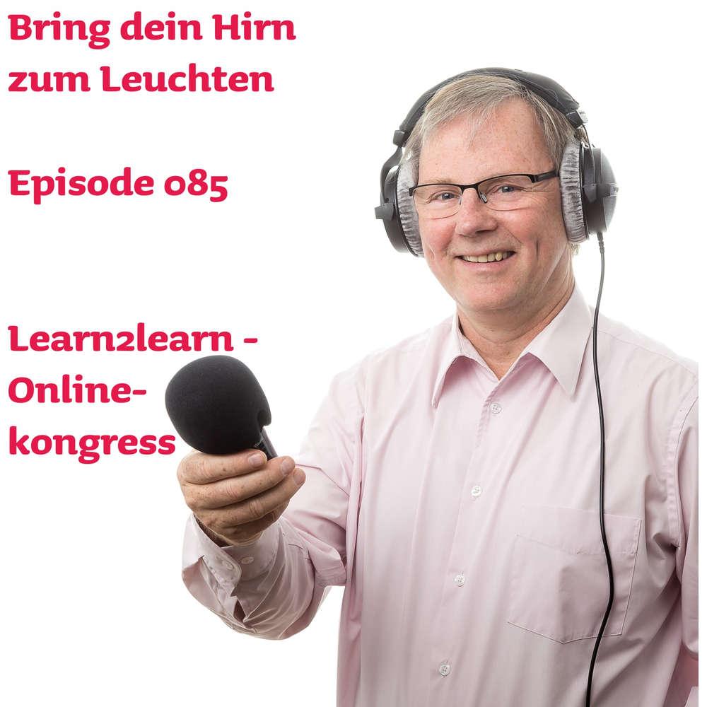 085 Unser Learn2learn Onlinekongress