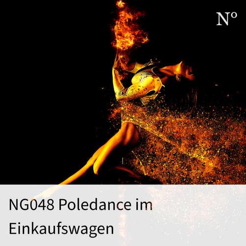 NG048 Poledance im Einkaufswagen