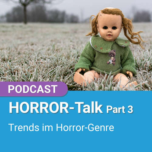 Podcast: HORROR-Talk Part 3 - Trends im Horror-Genre | 4001Reviews Podcast #83