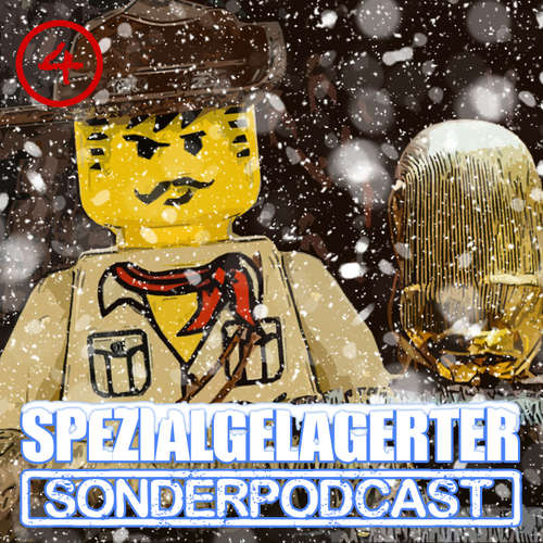 Spezialgelagerter Adventskalender 2020 – Tür 4: Joe Freeman