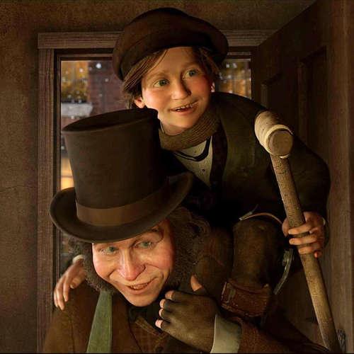 Der Weihnachtsabend - Wie aus Scrooge ein guter Mensch wird