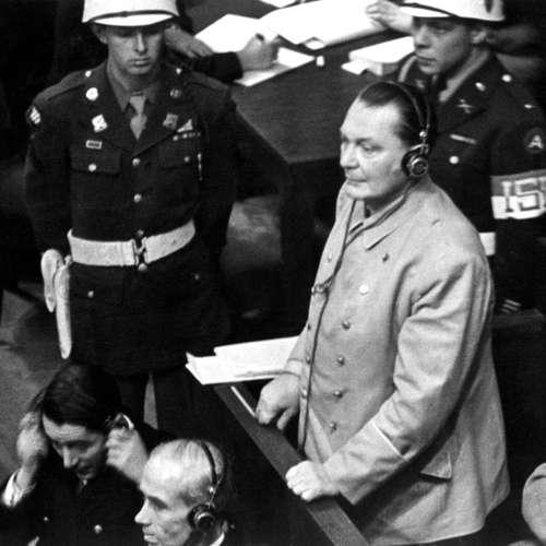 """21 Angeklagte bekennen sich """"nicht schuldig""""   Nürnberger Prozesse"""