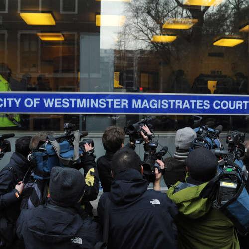 WikiLeaks: Julian Assange wird in London festgenommen