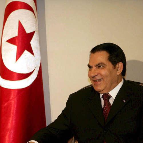 Tunesiens Präsident Ben Ali flieht aus dem Land   14.1.2011