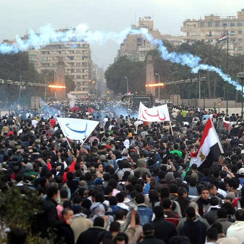 Revolution in Ägypten – Die ersten zwei Wochen   25.1. bis 4.2.2011