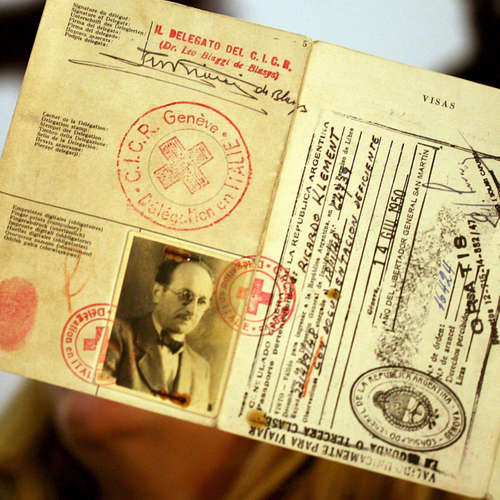 Israel gibt Festnahme Adolf Eichmanns bekannt   23.5.1960