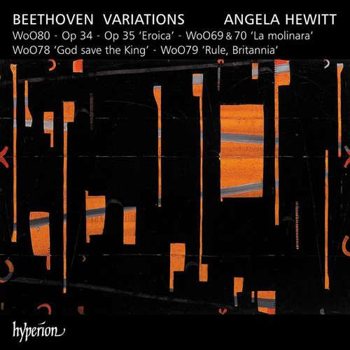"Angela Hewitt ""Variations"""