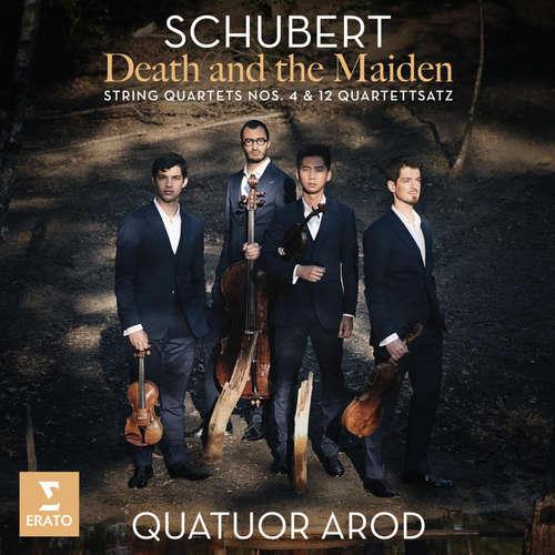 Das Quatuor Arod spielt Schubert