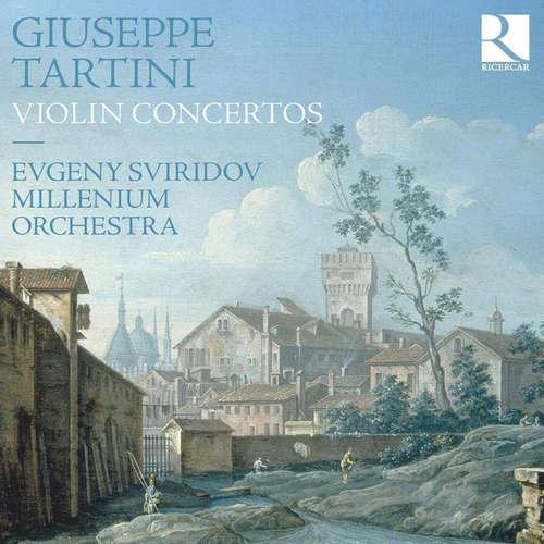 Giuseppe Tartinis virtuose Violinkonzerte