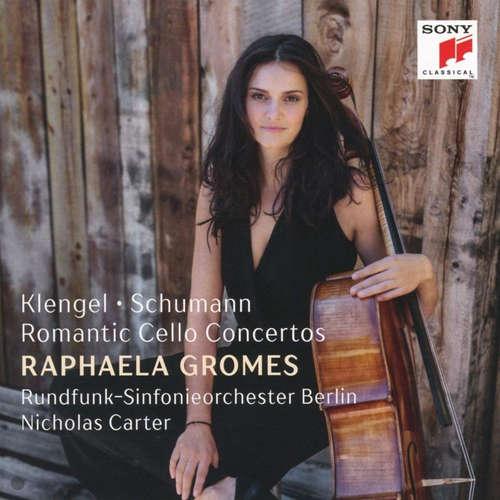 Romantic Cello Concertos - Raphaela Gromes spielt Klengel und Schumann