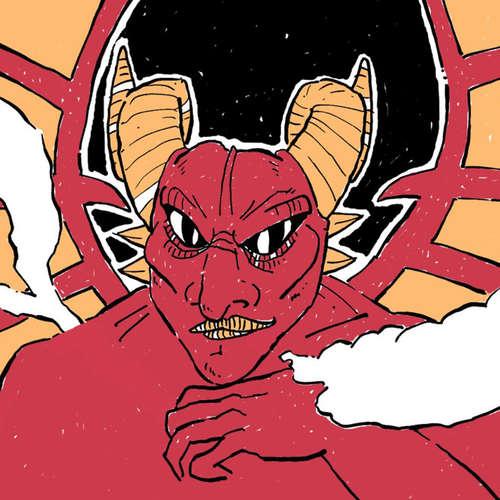 Fußspuren des Teufels ängstigen die Menschen von Devon