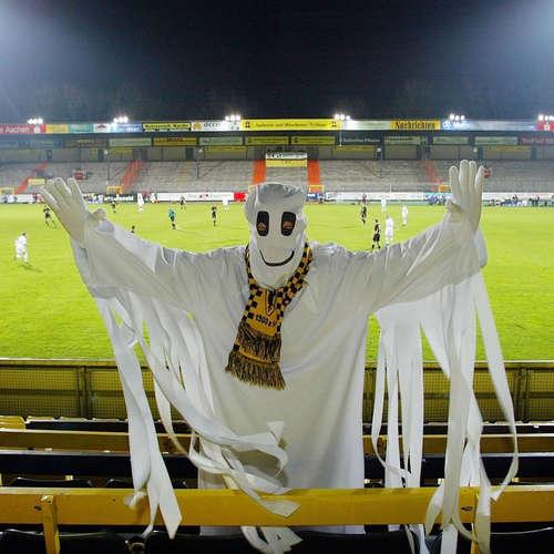 """""""Geisterspiel"""" - Das ungewöhnlichste Spiel der deutschen Fußballgeschichte mit Reporterlegende Günther Koch"""