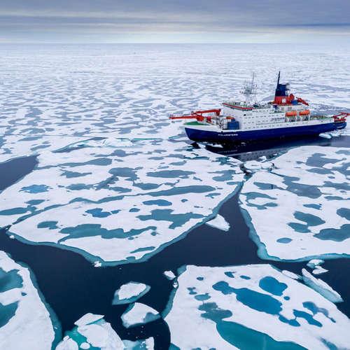 Ein Jahr in der Arktis - Miriam Stumpfe im Gespräch mit Polarforscher Markus Rex