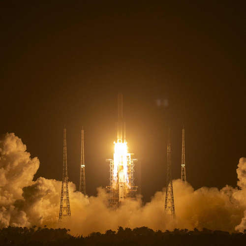 Chinas Landung auf dem Mond  - Mission Chang'e soll Gesteinsproben zur Erde bringen