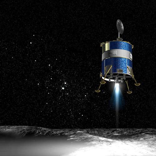 Baumarkt im All - Wie Mond- und Marsstationen entstehen sollen