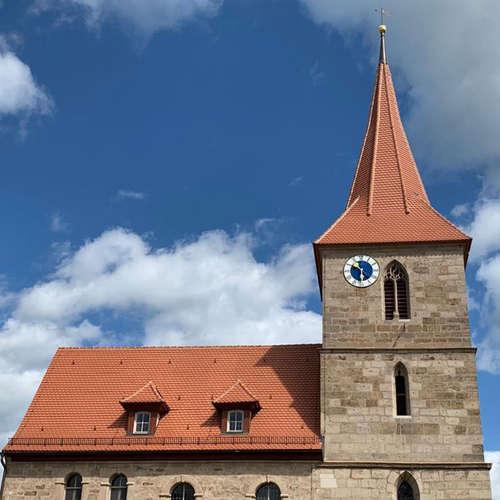 Kleinhaslach in Mittelfranken