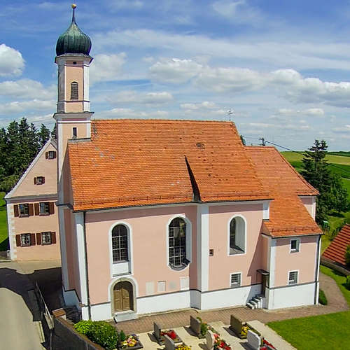 Oberliezheim in Schwaben