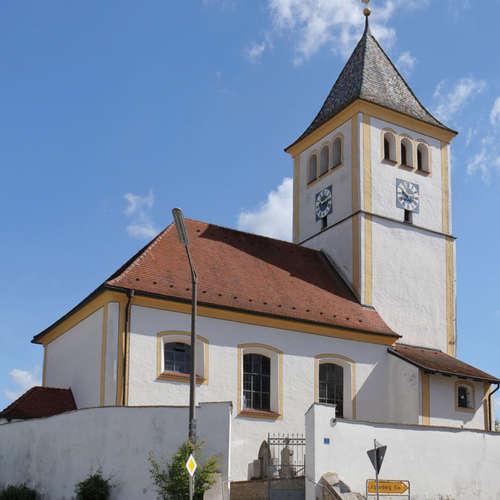 Pfahldorf in Oberbayern