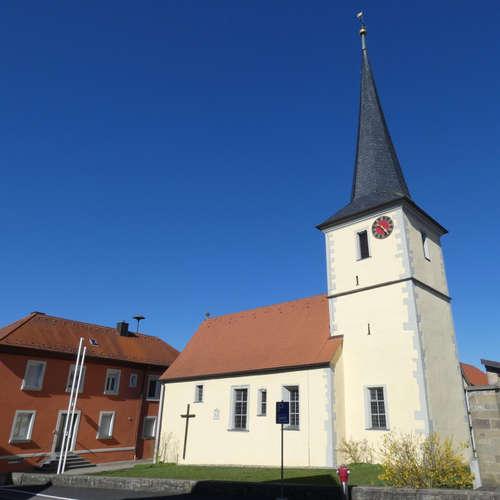 Rütschenhausen in Unterfranken