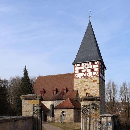 Rasch bei Altdorf in Mittelfranken