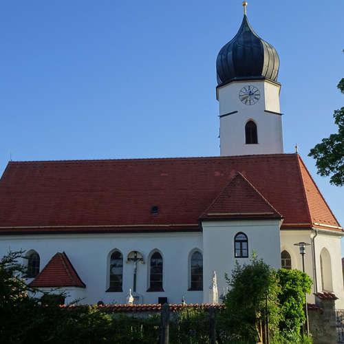 Höhenmoos in Oberbayern