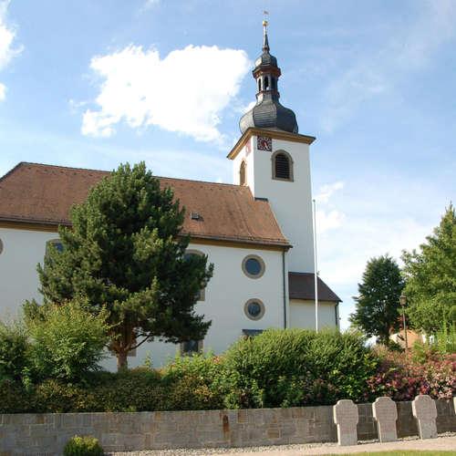 Ermershausen in Unterfranken