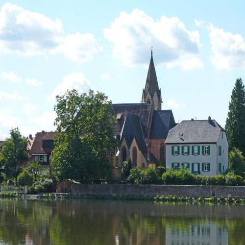 Niedernberg in Unterfranken