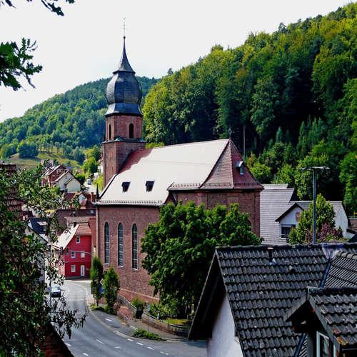 Heimbuchenthal in Unterfranken