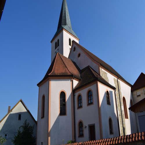 Pertolzhofen in der Oberpfalz