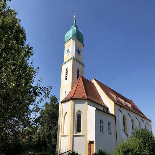 Haimhausen in Oberbayern