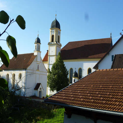 Bernbeuren in Oberbayern