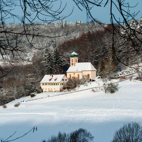 Walkersbrunn in Oberfranken
