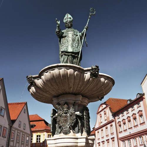 Willibald und Walburga von Eichstätt - Missionierung in Bayern