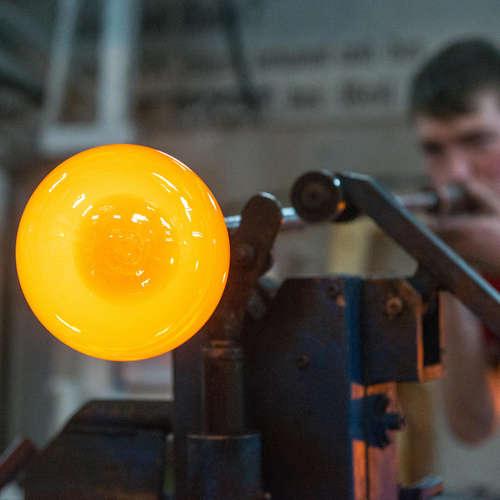 Glashütten in Bayern - Handwerk und High-Tech