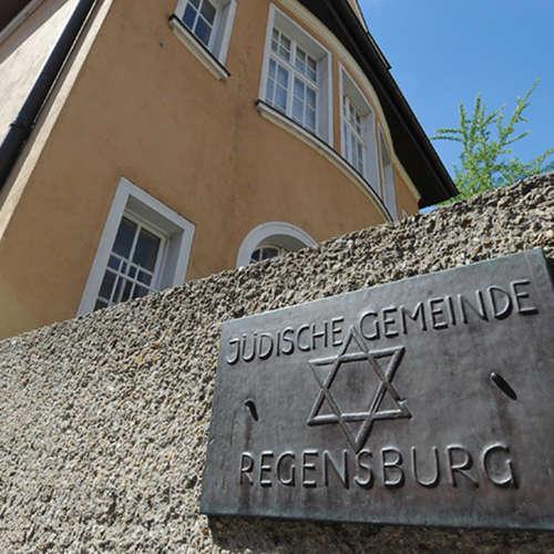 Jüdisches Leben in Regensburg - Synagoge, Ghetto und Gelehrte