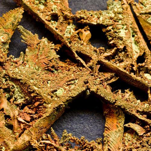 Kupfer -  Das Metall, das aus der Steinzeit führte